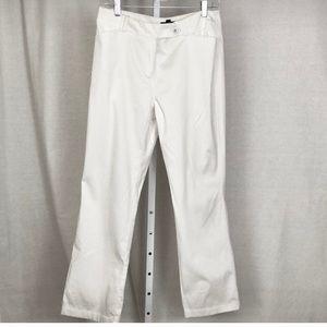 Jones New York Petite Straightleg Pants   8 p
